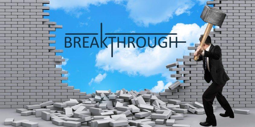 Image result for breakthrough