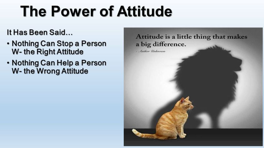 The+Power+of+Attitude+It+Has+Been+Said…